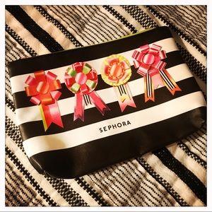 Sephora Makeup Bag NWOT